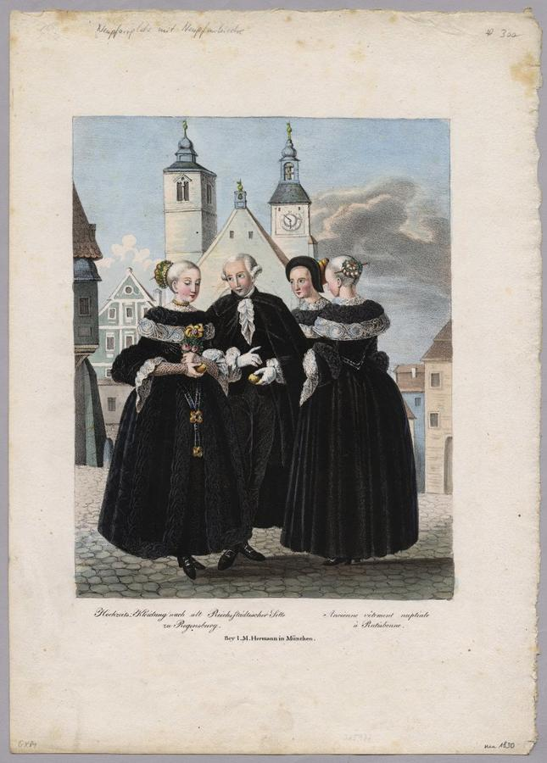 Trachten In Regensburg