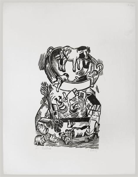 Sell Lothar Zu Fallada 120 00 Kunst Antike Grafiken Gemalde Foto Bild Antiquariat